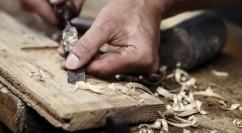 Trabajos en carpintería